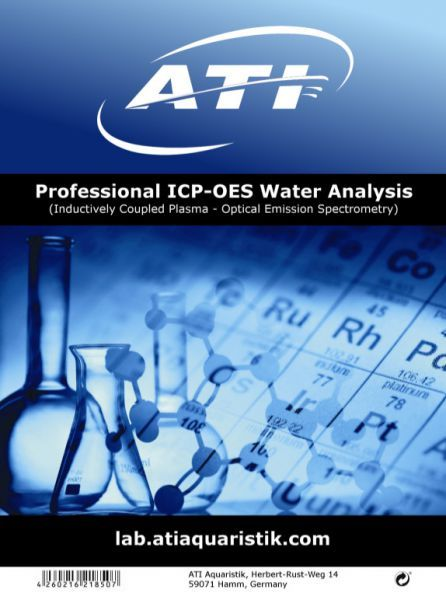 ATI- ICP-OES Water Analysis  Set 3 St.